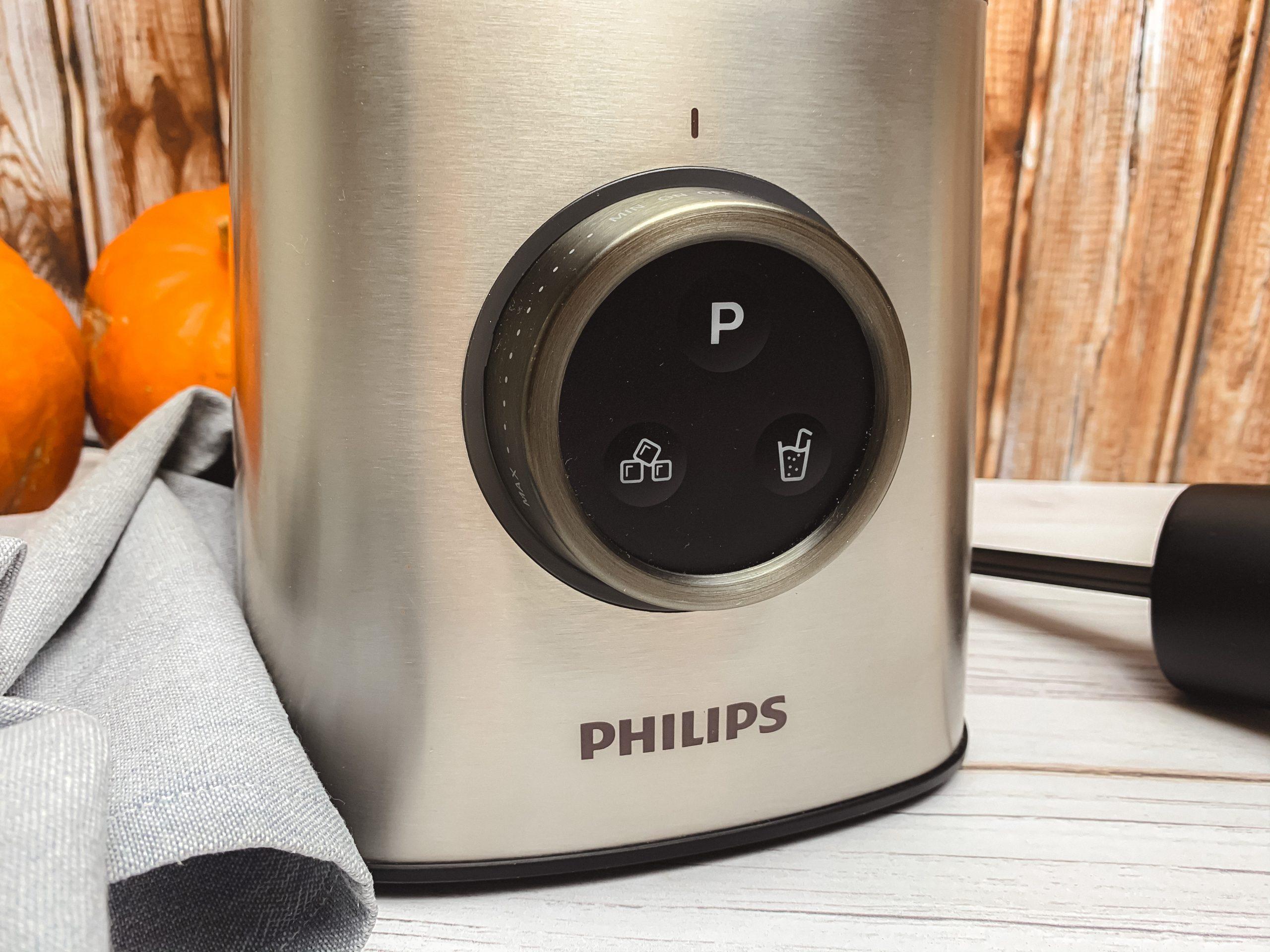 Blender kielichowy Philips ProBlend 6 recenzja | greenmenu.pl