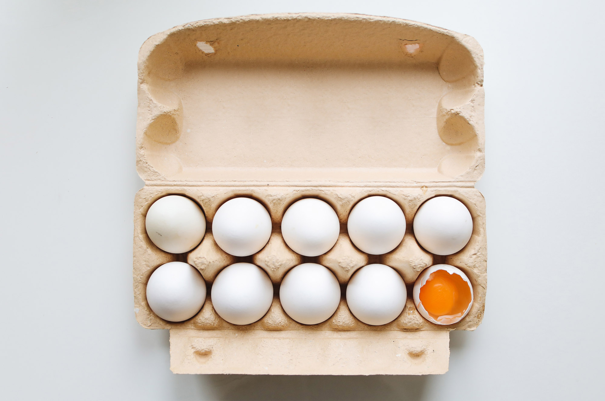 Czy jaja są zdrowe - wartość odżywcza jaja | greenmenu.pl