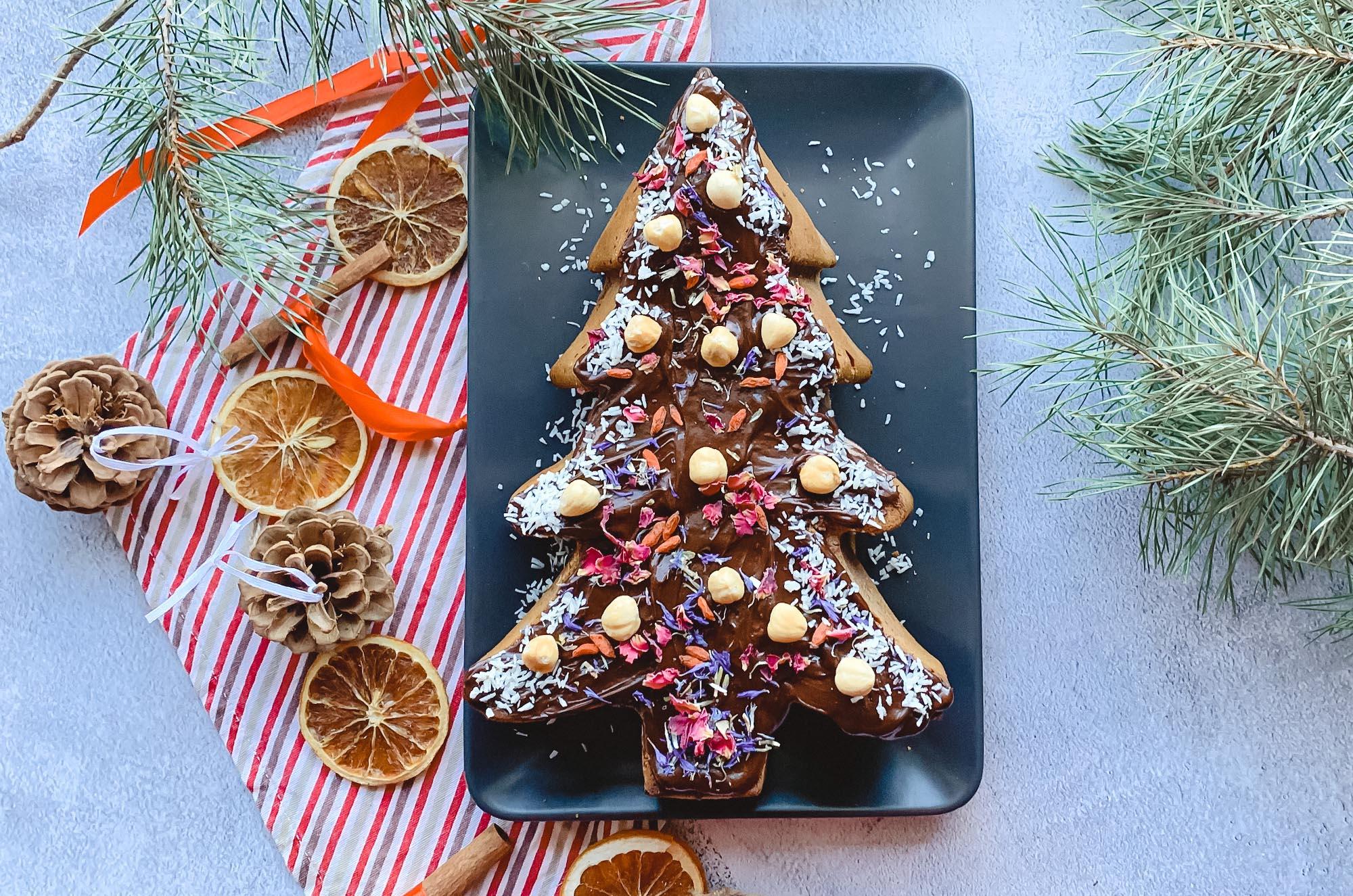 Wegański piernik z cukinią - świąteczny przepis | greenmenu.pl